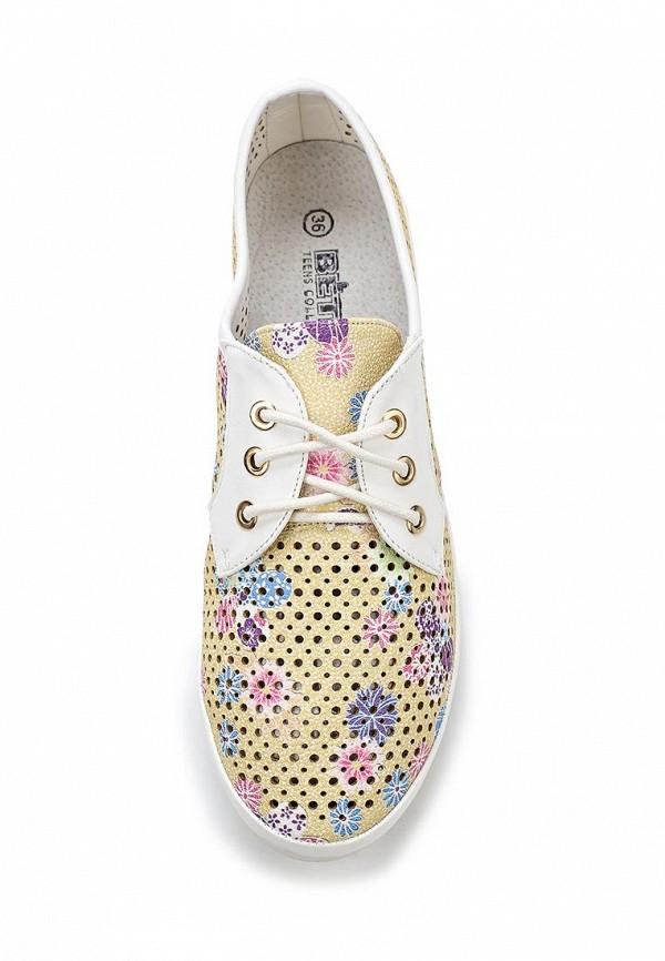 Ботинки для девочек Betsy (Бетси) 957614/01-02: изображение 4