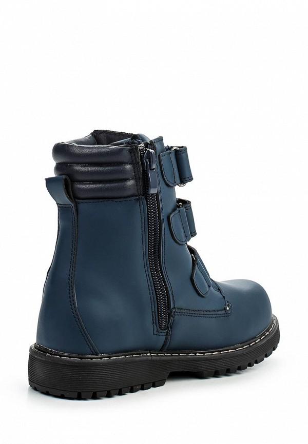 Ботинки для девочек Betsy (Бетси) 968503/16-01: изображение 2