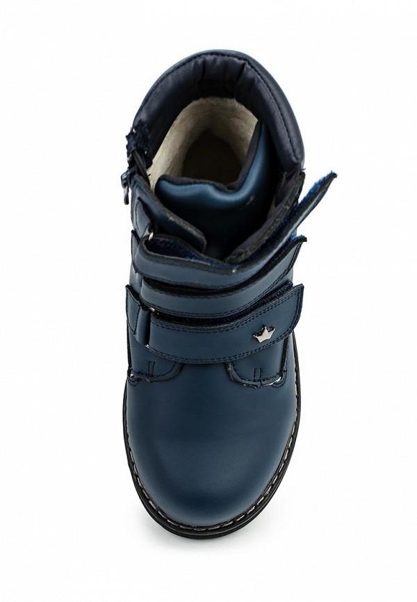Ботинки для девочек Betsy (Бетси) 968503/16-01: изображение 4