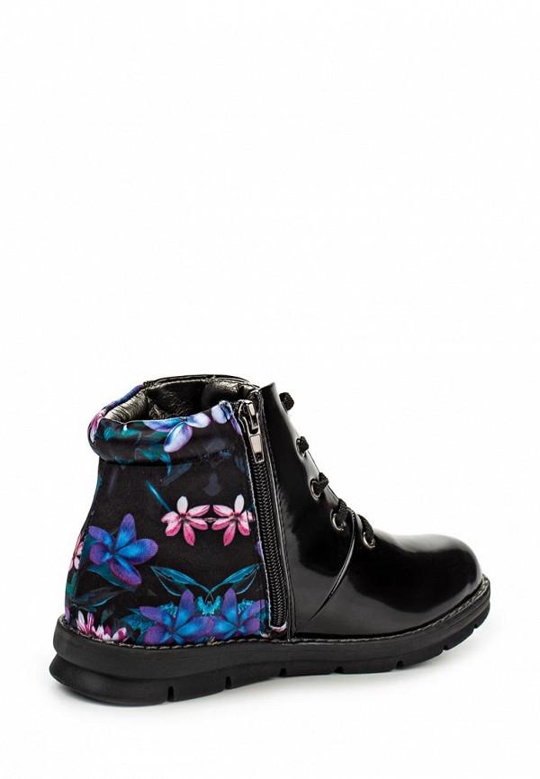 Ботинки для девочек Betsy (Бетси) 968554/02-01: изображение 2