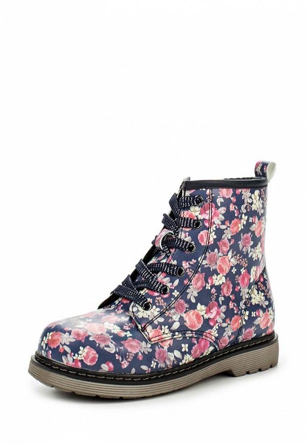 Ботинки для девочек Betsy (Бетси) 968570/06-03: изображение 1