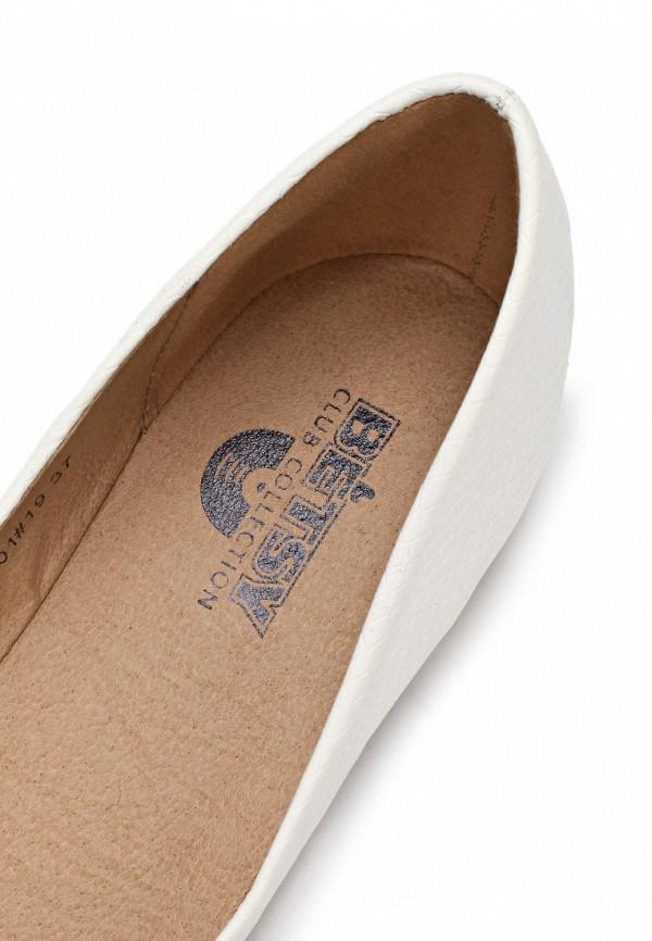 Туфли на плоской подошве Betsy (Бетси) 419165/01#19: изображение 13