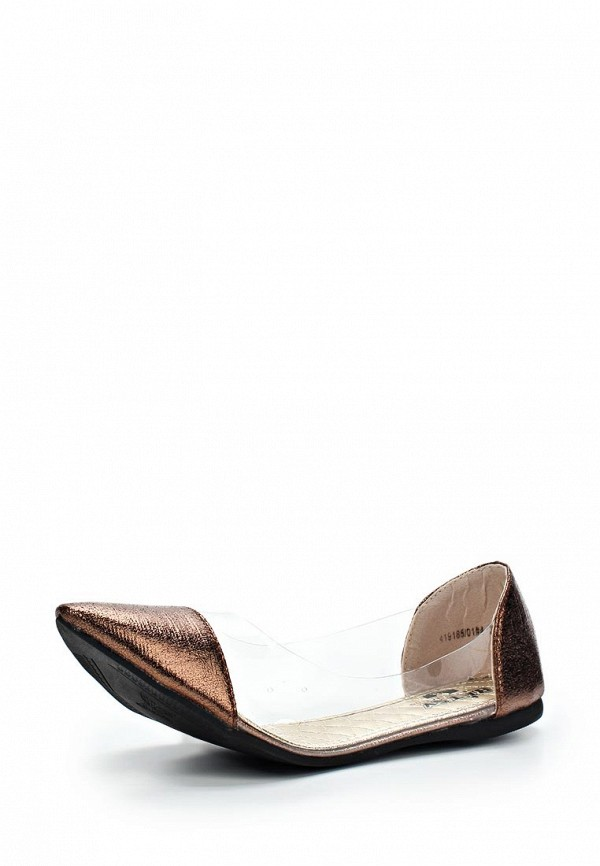 Туфли на плоской подошве Betsy (Бетси) 419185/01#4: изображение 1