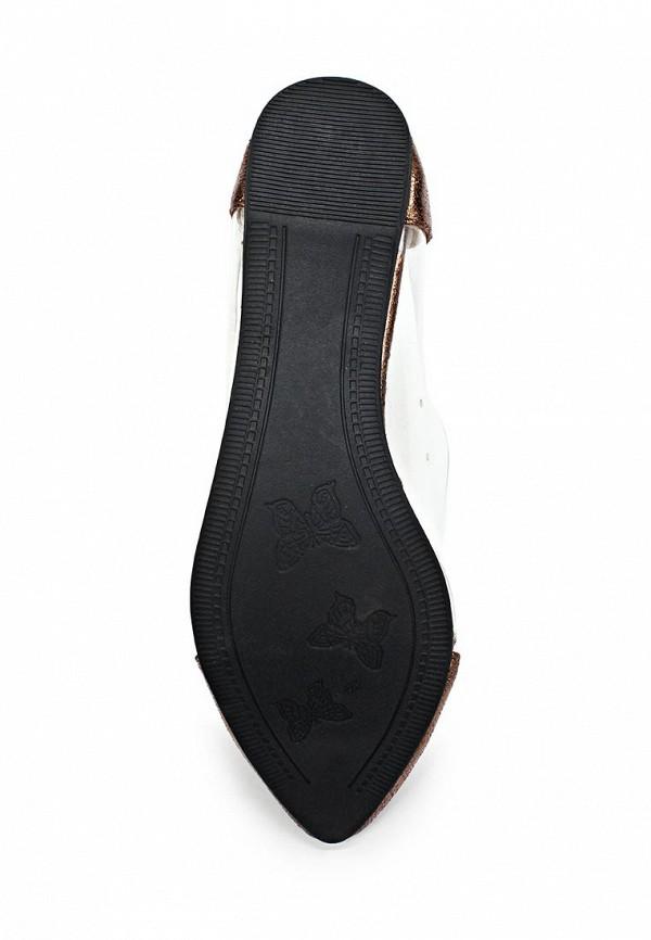 Туфли на плоской подошве Betsy (Бетси) 419185/01#4: изображение 4