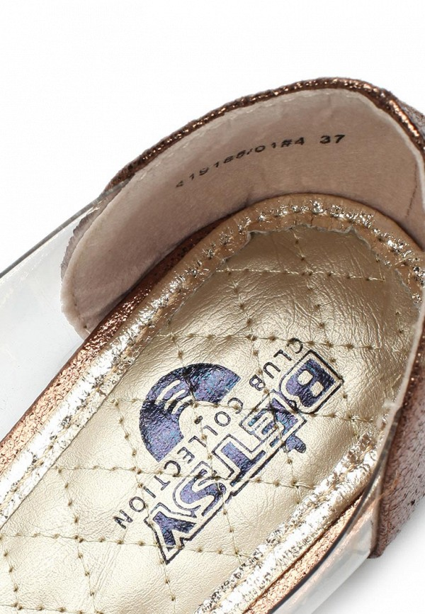 Туфли на плоской подошве Betsy (Бетси) 419185/01#4: изображение 12