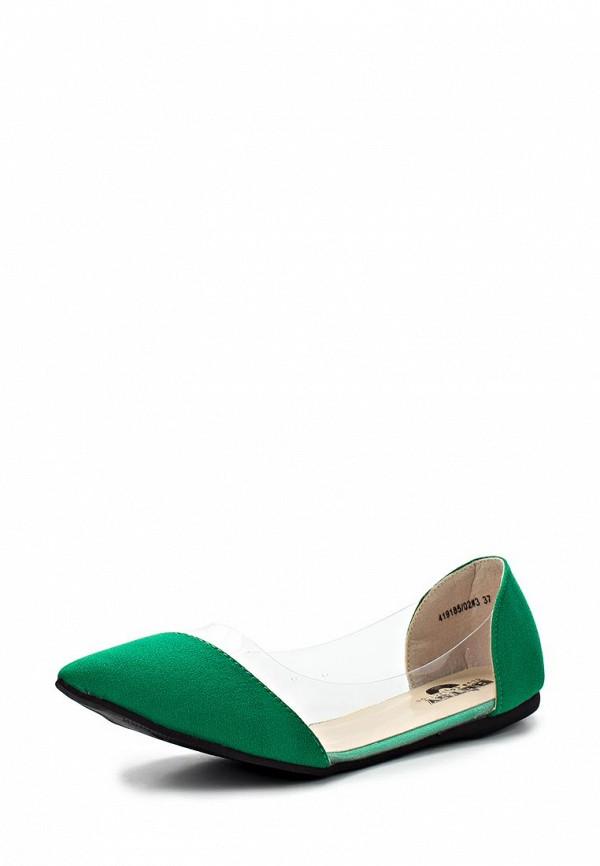 Туфли на плоской подошве Betsy (Бетси) 419185/02#3: изображение 1