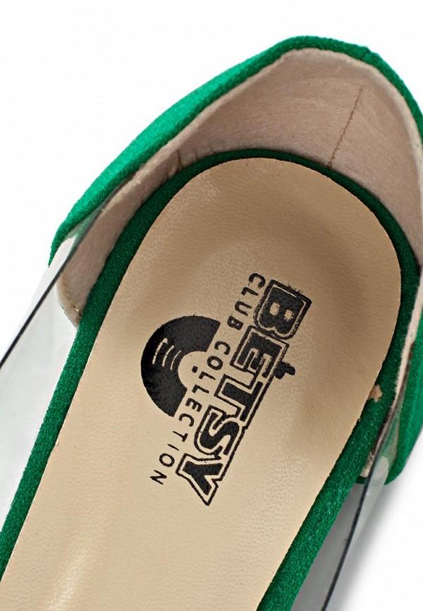 Туфли на плоской подошве Betsy (Бетси) 419185/02#3: изображение 12