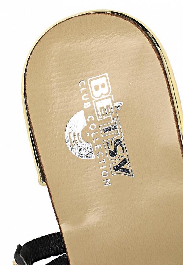 Женские сабо на плоской подошве Betsy (Бетси) 419296/01#1: изображение 12