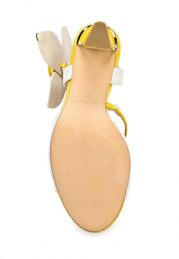 Босоножки на каблуке Betsy (Бетси) 419091/01#1: изображение 4
