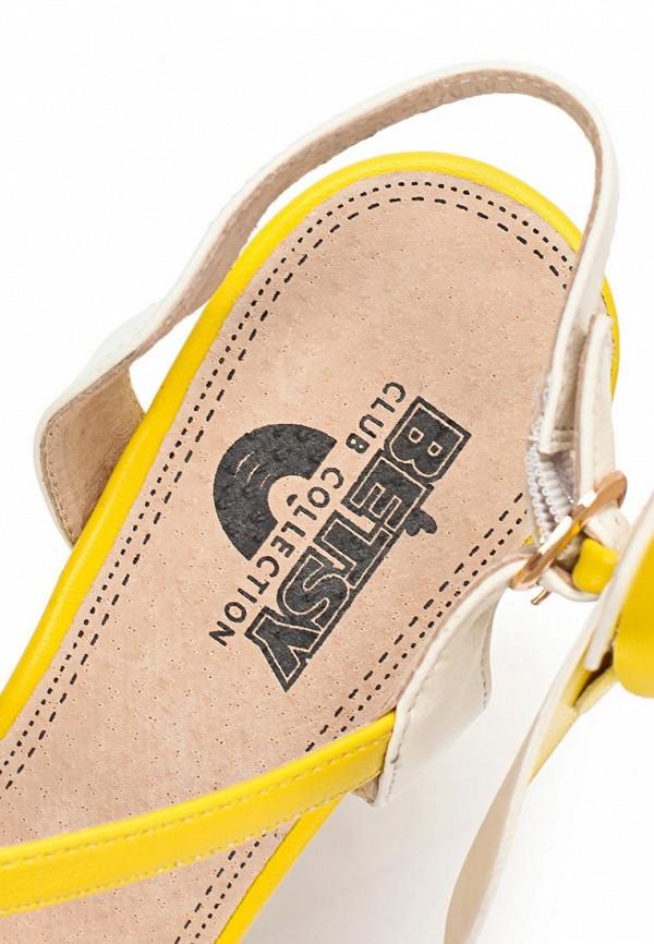 Босоножки на каблуке Betsy (Бетси) 419091/01#1: изображение 12