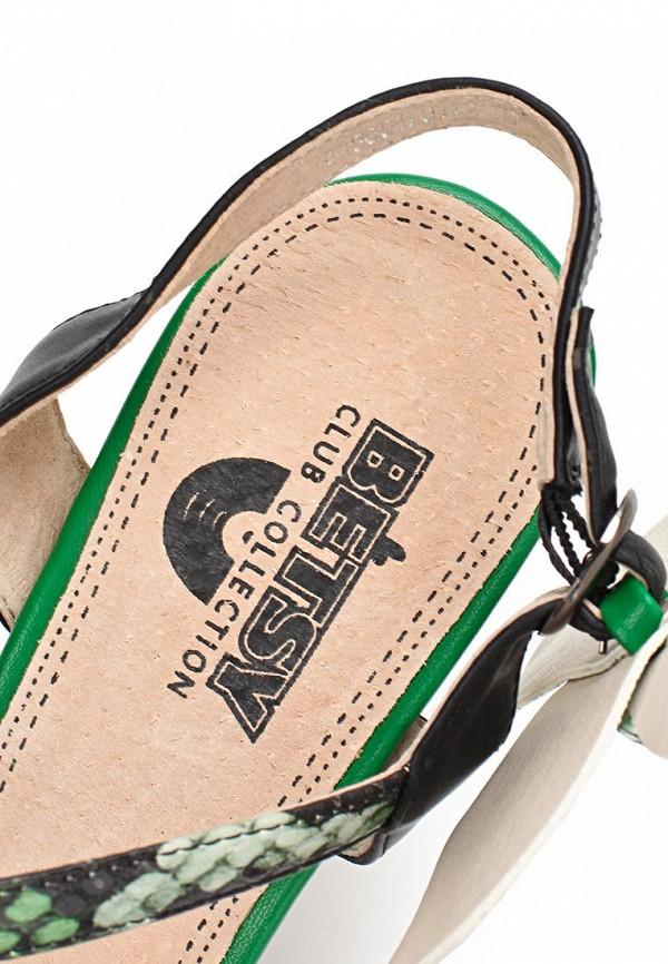 Босоножки на каблуке Betsy (Бетси) 419091/01#2: изображение 12
