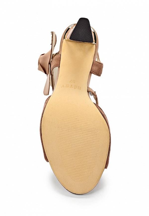 Босоножки на каблуке Betsy (Бетси) 419091/01#4: изображение 4