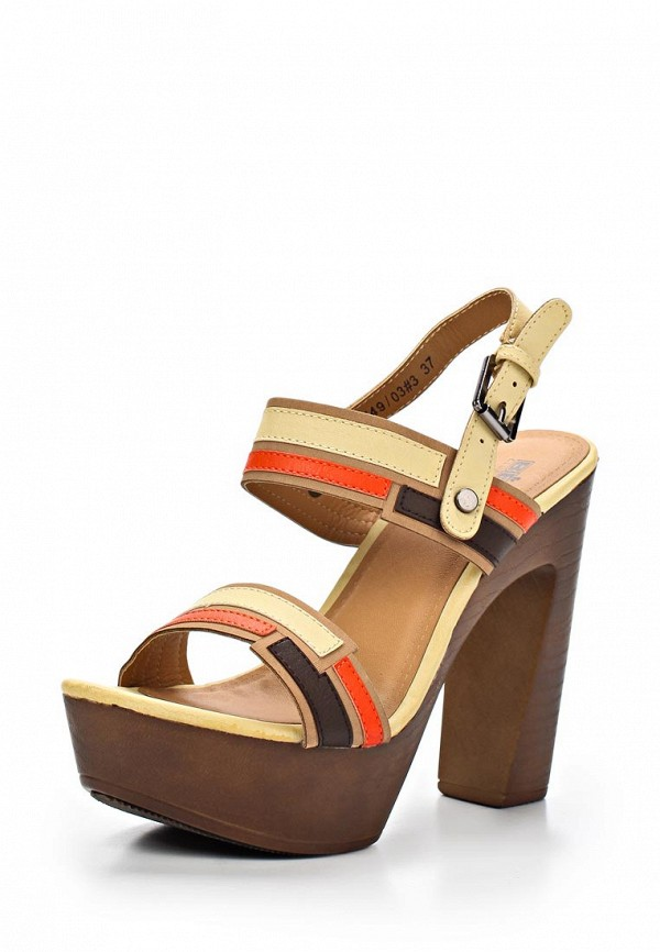 Босоножки на каблуке Betsy (Бетси) 419149/03#3: изображение 1