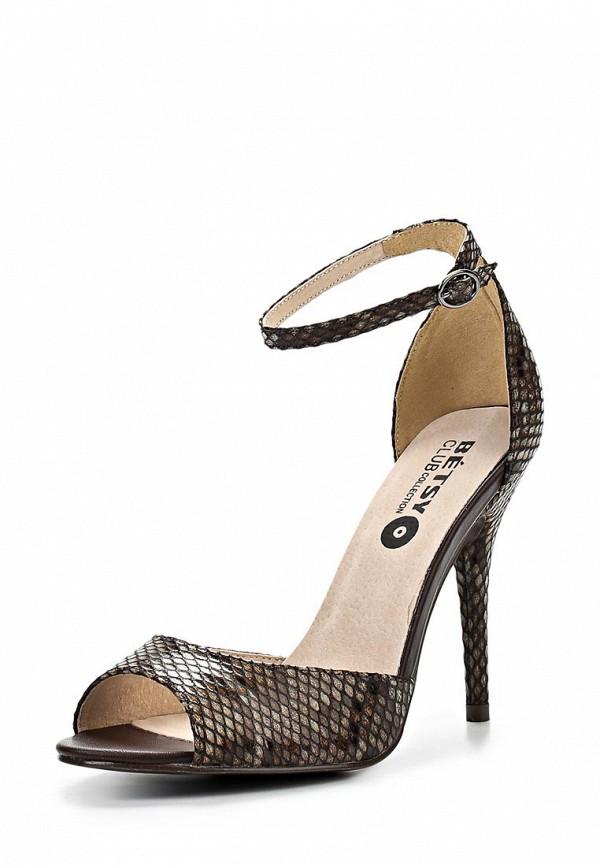 Босоножки на каблуке Betsy (Бетси) 419164/06#2: изображение 1