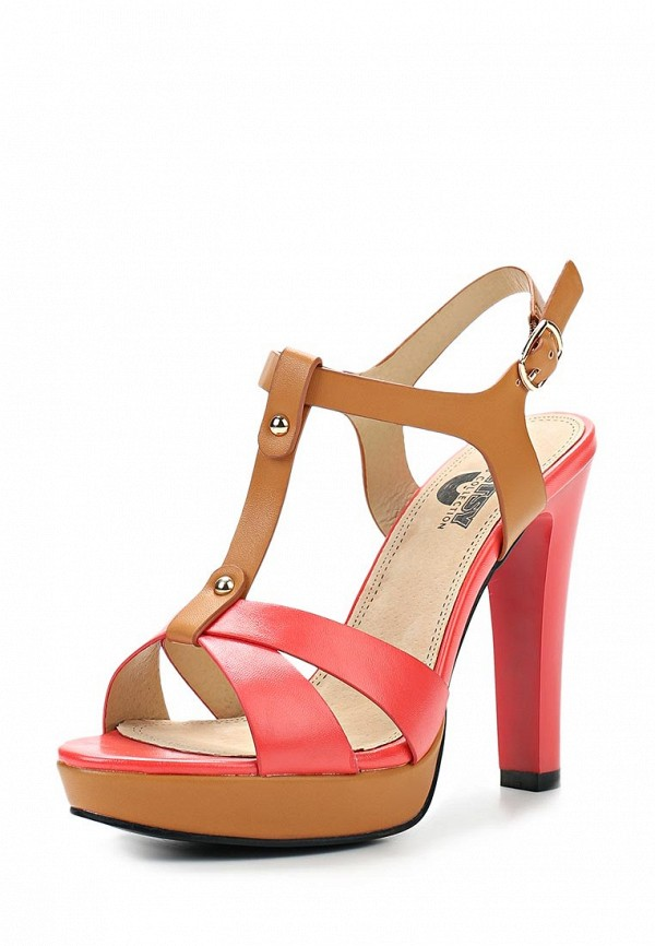 Босоножки на каблуке Betsy (Бетси) 419315/01#2: изображение 1