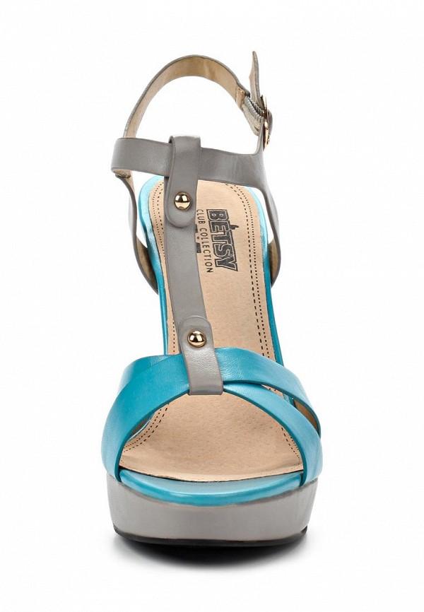 Босоножки на каблуке Betsy (Бетси) 419315/01#3: изображение 6