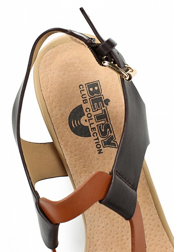 Босоножки на каблуке Betsy (Бетси) 419418/01#4: изображение 12
