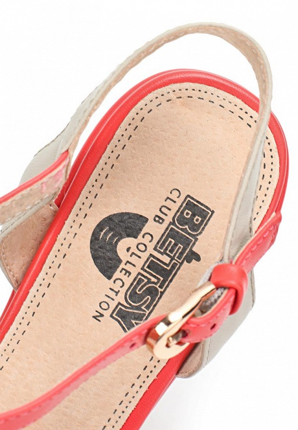 Босоножки на каблуке Betsy (Бетси) 419465/01#1: изображение 6