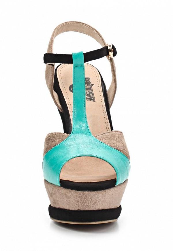 Босоножки на каблуке Betsy (Бетси) 419465/01#2: изображение 6