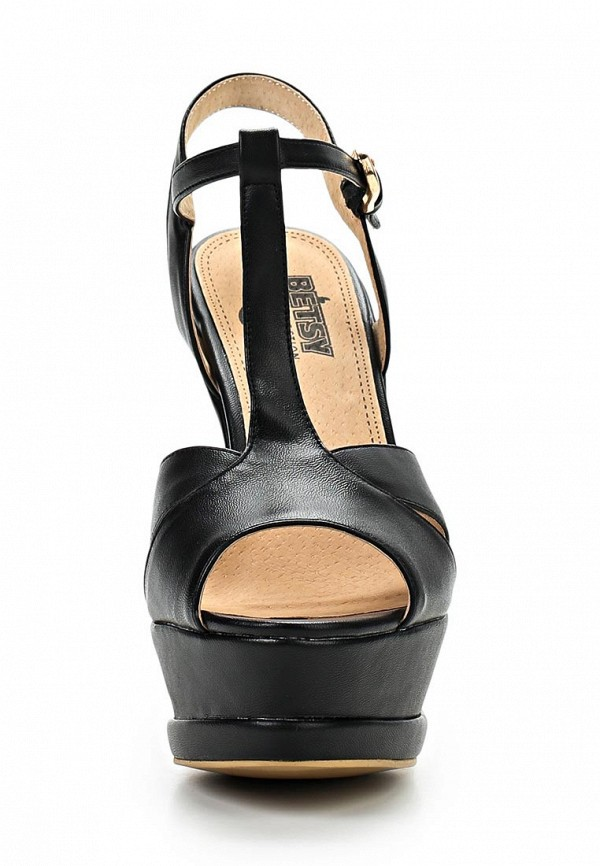 Босоножки на каблуке Betsy (Бетси) 419465/01#3: изображение 6