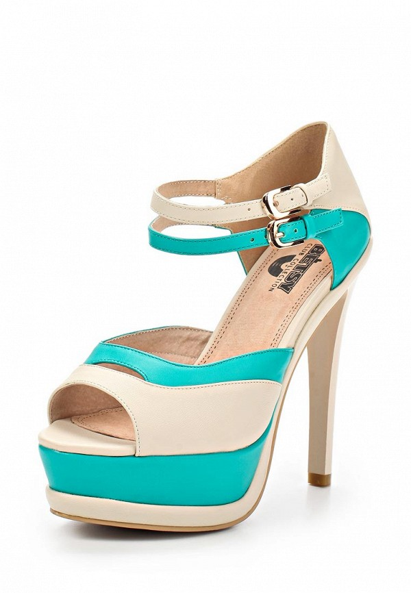 Босоножки на каблуке Betsy (Бетси) 419465/02#1: изображение 1