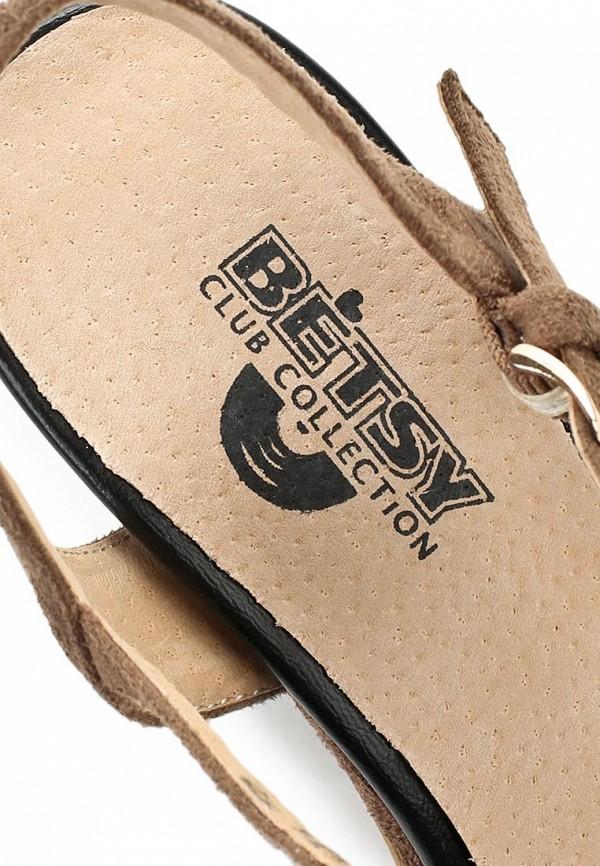 Босоножки на каблуке Betsy (Бетси) 419468/01#1: изображение 12