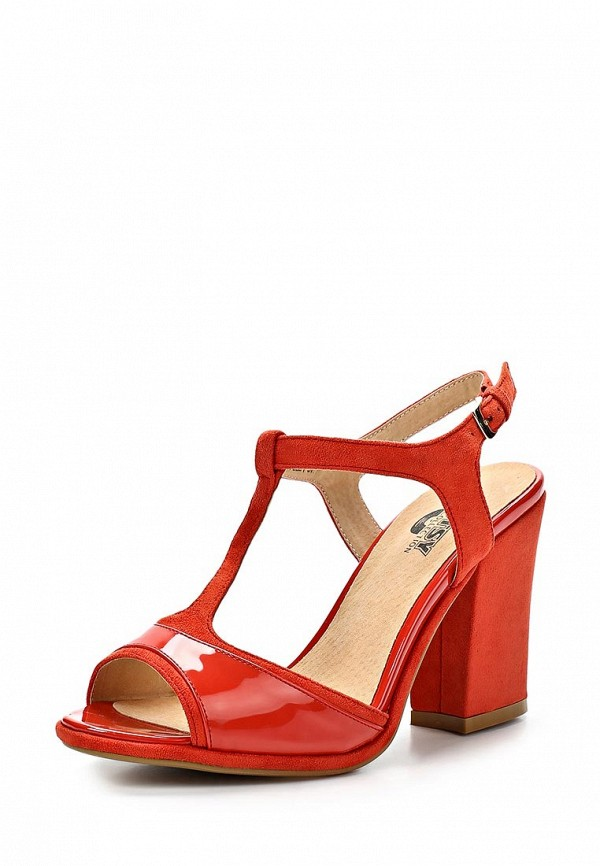 Босоножки на каблуке Betsy (Бетси) 419468/02#1: изображение 1