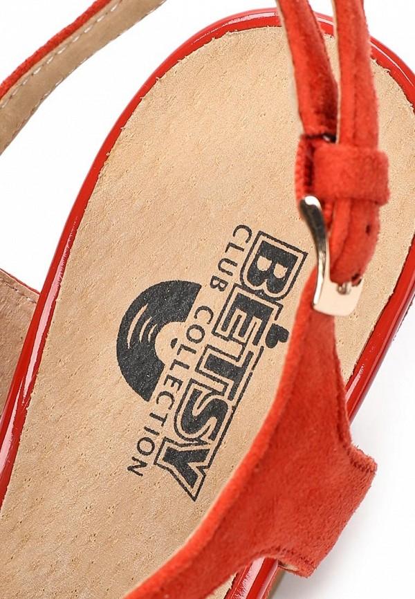 Босоножки на каблуке Betsy (Бетси) 419468/02#1: изображение 12