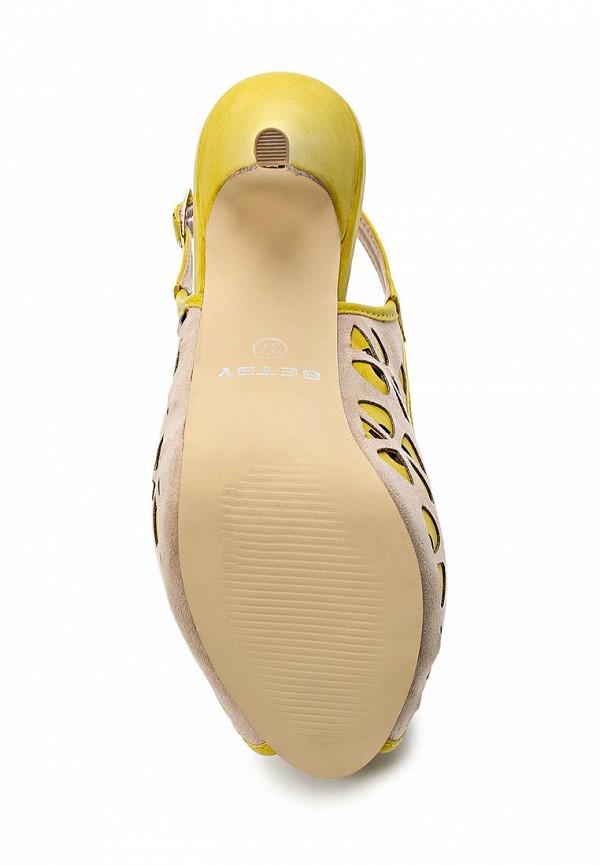 Босоножки на каблуке Betsy (Бетси) 419474/01#2: изображение 4