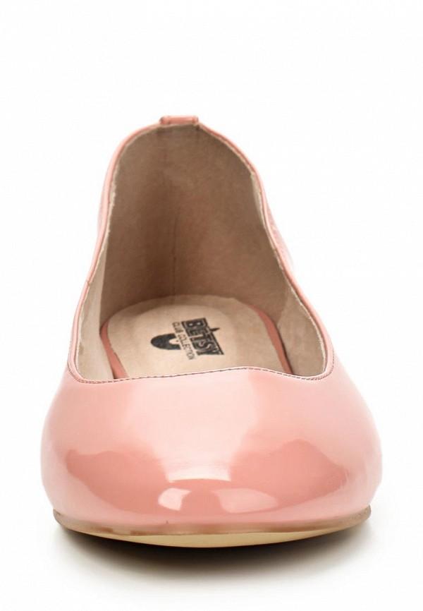 Женские балетки Betsy (Бетси) 419059/04#5: изображение 4