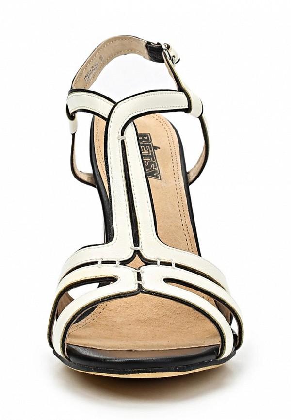 Босоножки на каблуке Betsy (Бетси) 419091/03#4: изображение 6
