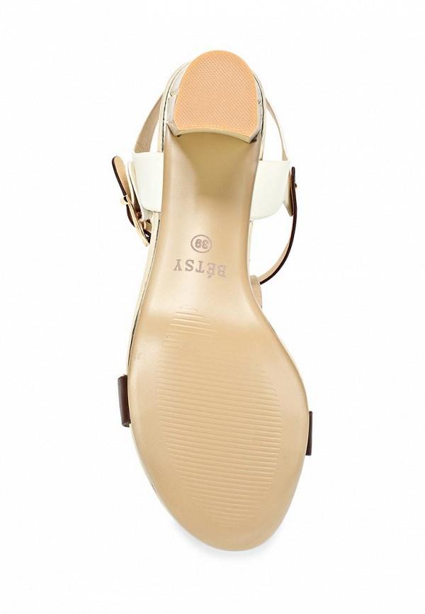 Босоножки на каблуке Betsy (Бетси) 419482/02#4: изображение 4