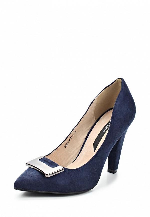 Туфли на каблуке Betsy (Бетси) 948030/04-02-W: изображение 1
