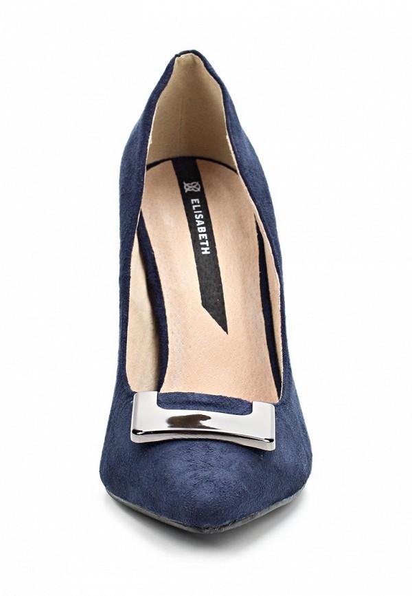 Туфли на каблуке Betsy (Бетси) 948030/04-02-W: изображение 5