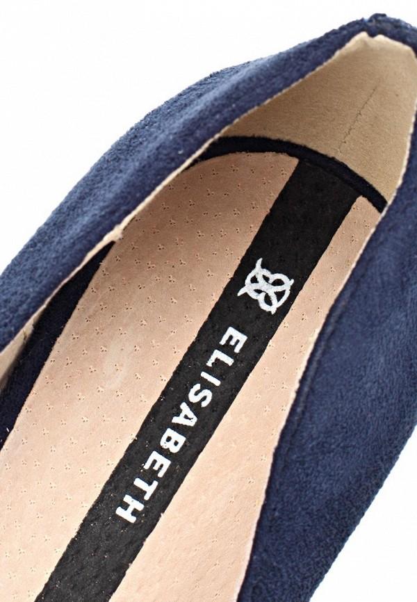 Туфли на каблуке Betsy (Бетси) 948030/04-02-W: изображение 11