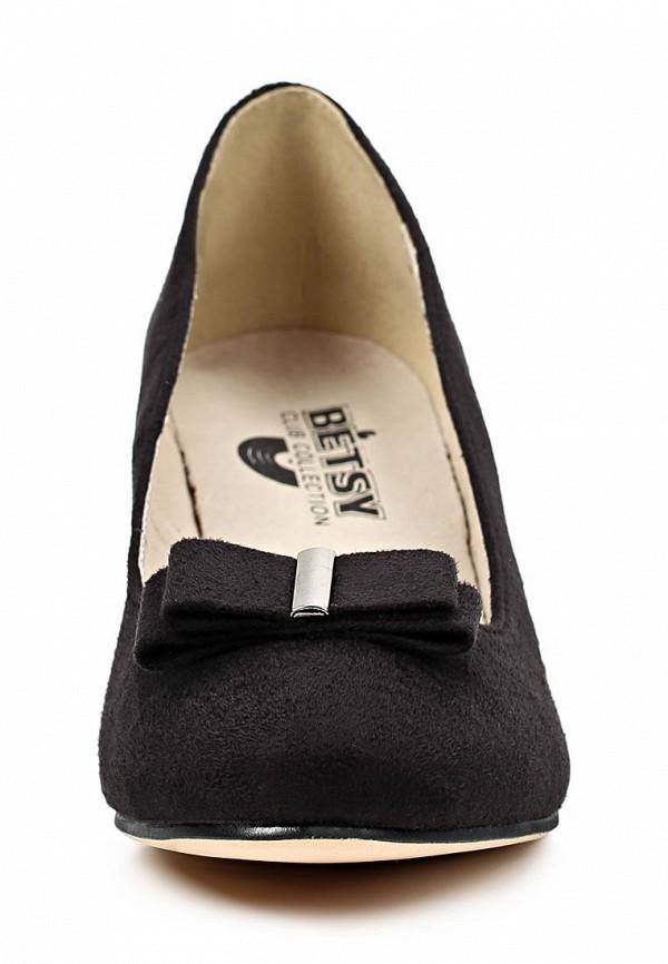 Туфли на танкетке Betsy (Бетси) 948040/04-01-W: изображение 6