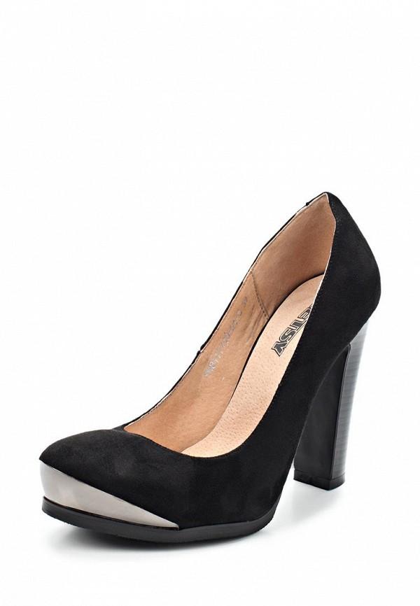 Туфли на каблуке Betsy (Бетси) 948111/10-01-W: изображение 1