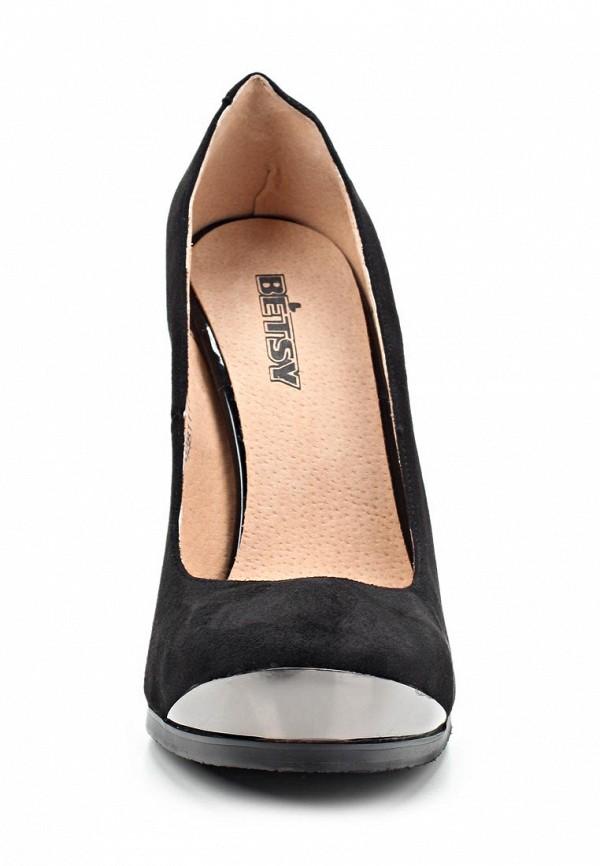 Туфли на каблуке Betsy (Бетси) 948111/10-01-W: изображение 6