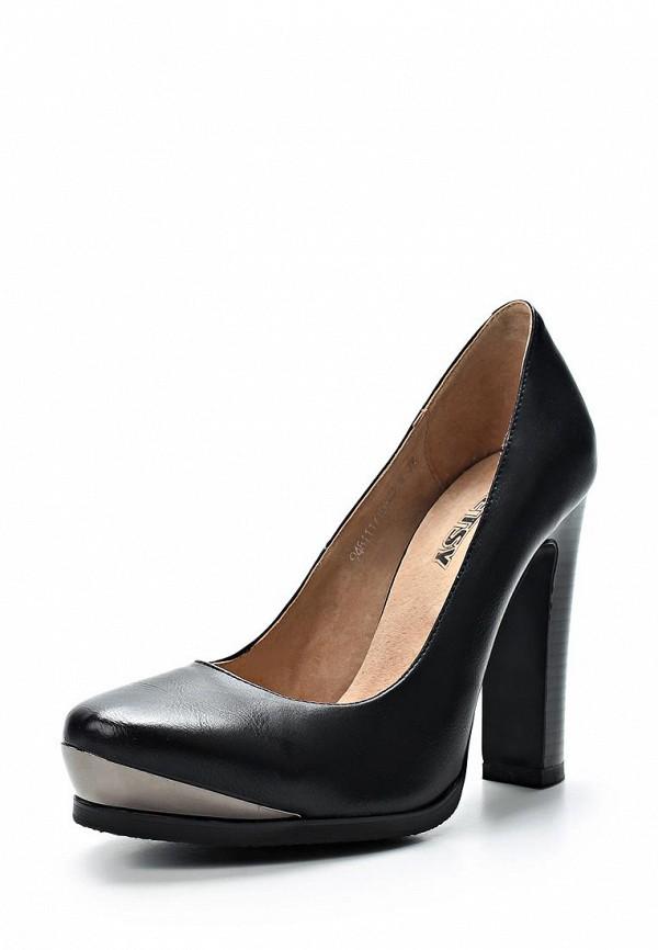Туфли на каблуке Betsy (Бетси) 948111/10-03-W: изображение 1