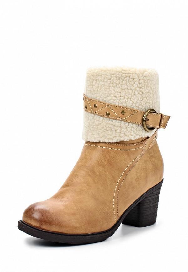 Сапоги на каблуке Betsy (Бетси) 948713/01-02-W: изображение 1
