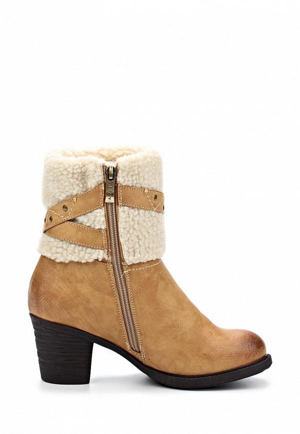 Сапоги на каблуке Betsy (Бетси) 948713/01-02-W: изображение 7