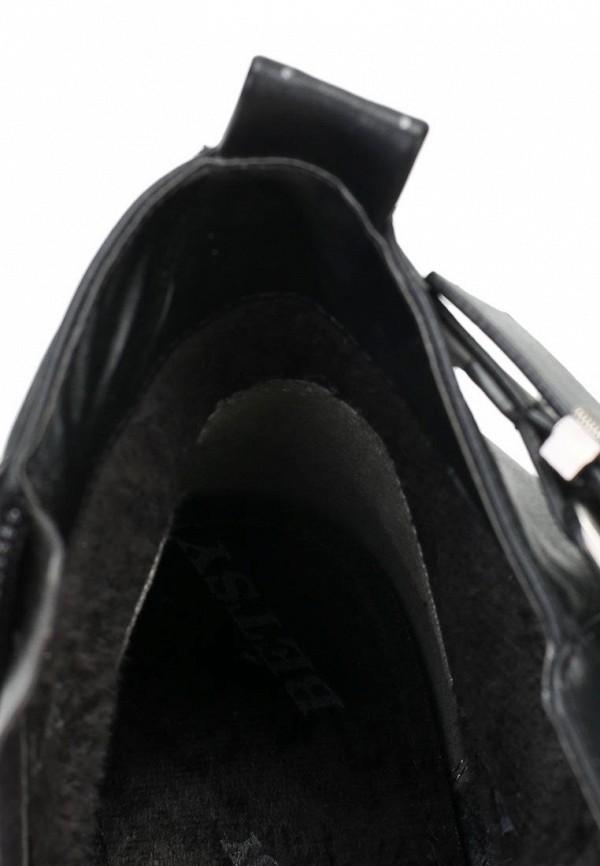 Сапоги на плоской подошве Betsy (Бетси) 948739/01-01-W: изображение 7