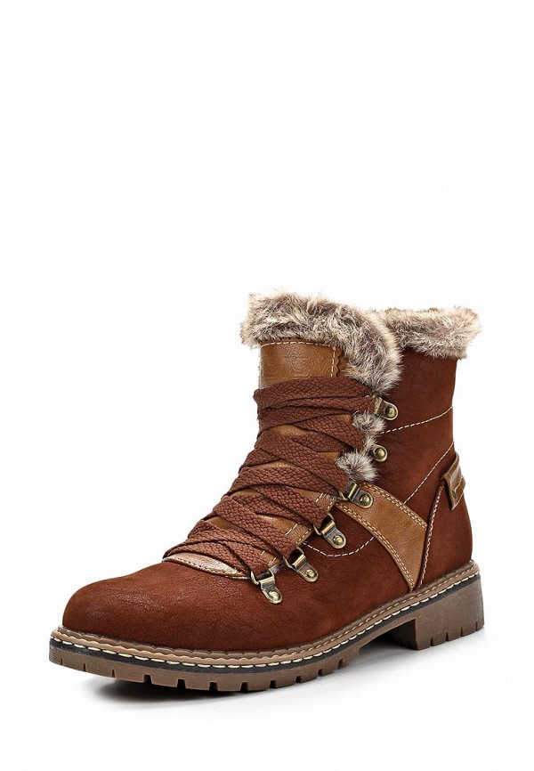 Женские ботинки Betsy (Бетси) 948748/03-03-W: изображение 1