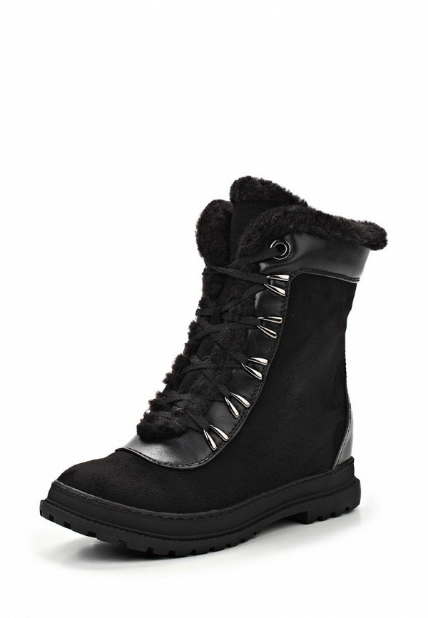 Женские ботинки Betsy (Бетси) 948832/01-01-W: изображение 1