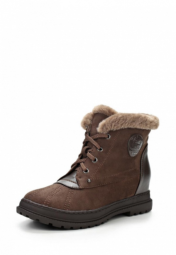 Женские ботинки Betsy (Бетси) 948832/02-02-W: изображение 1
