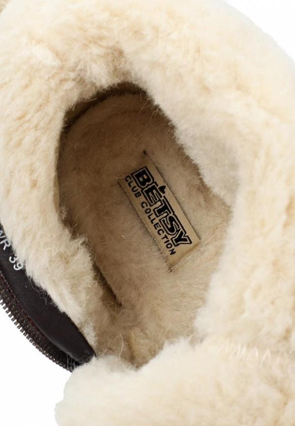 Сапоги на плоской подошве Betsy (Бетси) 948848/01-01-W: изображение 11