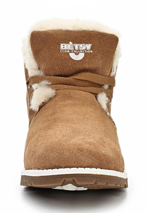 Женские ботинки Betsy (Бетси) 948726/01-01-S: изображение 5