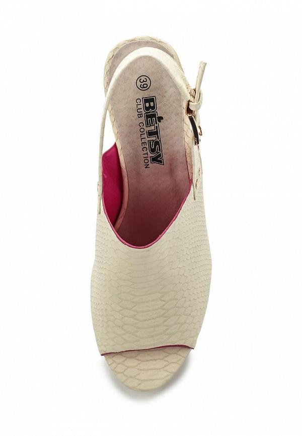 Босоножки на каблуке Betsy (Бетси) 957124/01-02: изображение 4