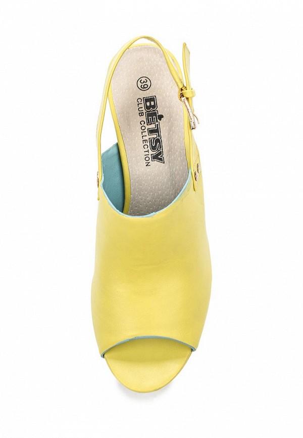 Босоножки на каблуке Betsy (Бетси) 957124/01-03: изображение 4
