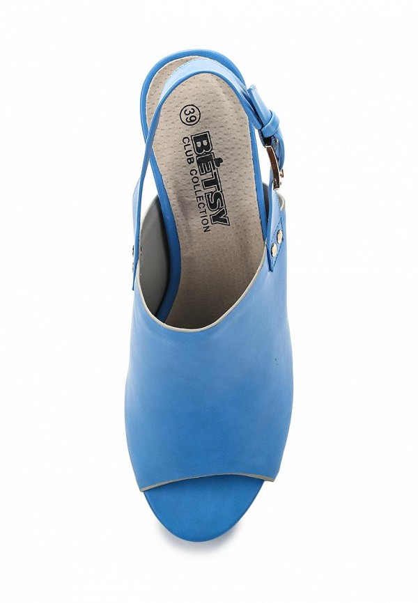 Босоножки на каблуке Betsy (Бетси) 957124/01-04: изображение 4